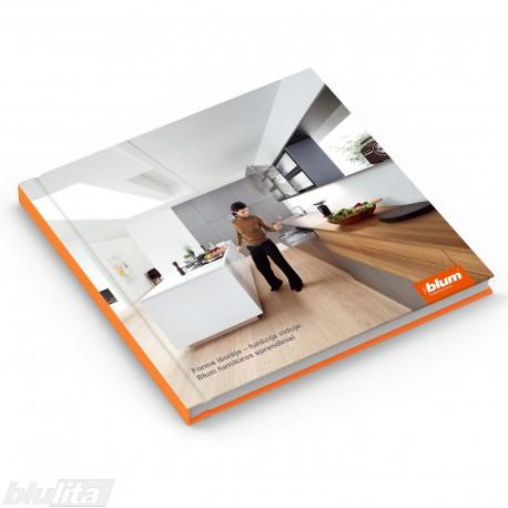 Brošiūra – Blum furnitūros sprendimai