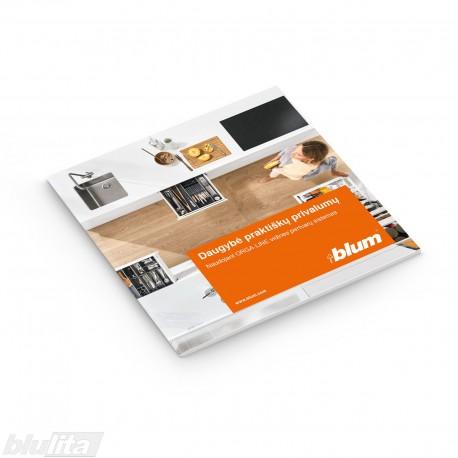 Brošiūra – Daugybė praktiškų privalumų naudojant ORGA-LINE