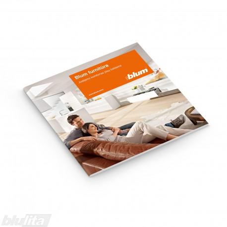 Brošiūra – Blum furnitūra – judėjimo komfortas Jūsų baldams