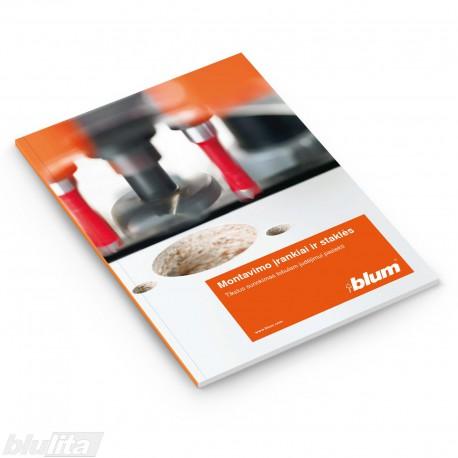 Brošiūra – Montavimo įrankiai ir staklės