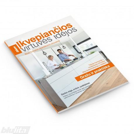 Žurnalas – Įkvepiančios virtuvės idėjos