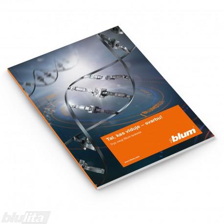 Brošiūra – Tai, kas viduje – svarbu!