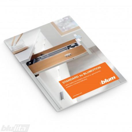 Brošiūra – STANDARD su BLUMOTION