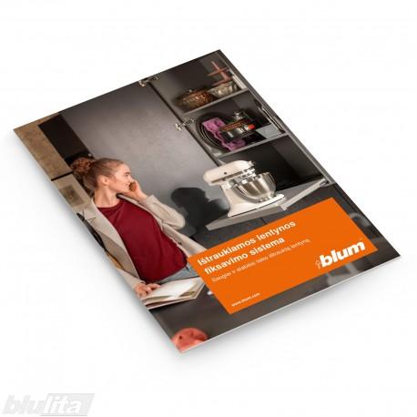 Brošiūra – Ištraukiamos lentynos fiksavimo sistema