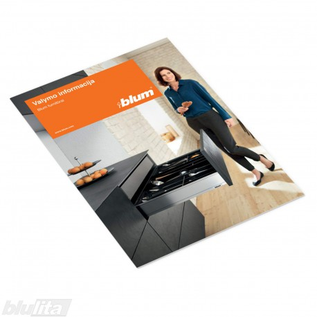 Brošiūra – Valymo informacija