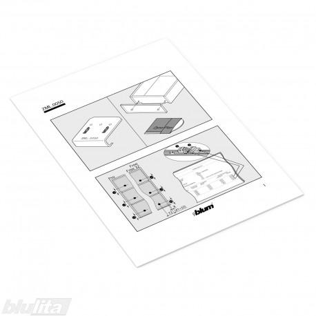 Instrukcijos – ZML.0050 šablonas
