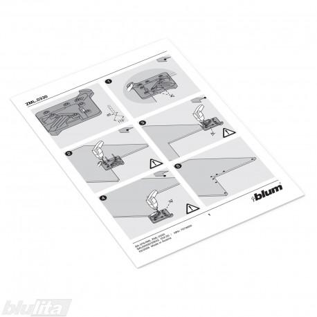 Instrukcijos – ZML.0330 šablonas