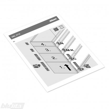 Instrukcijos – ZML.3710 šablonas