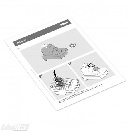 Instrukcijos – ZME.0420 šablonas
