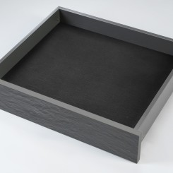 "Kilimėlis stalčiui ""CANVAS"" umbra grey"