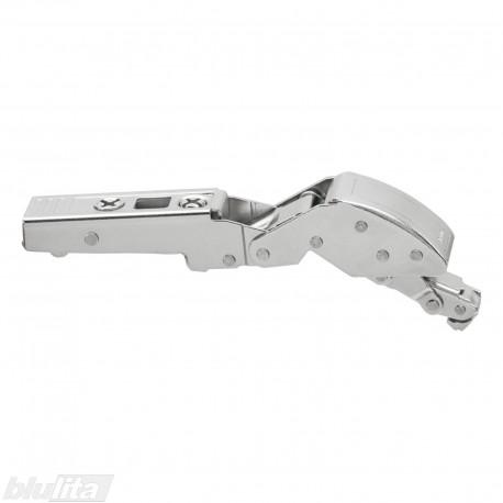 CLIP top lankstas CRISTALLO, be spyruoklės, be klijuojamos prie stiklo plokštelės (78C)