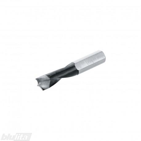 Grąžtas, diametras 10mm, ilgis 57 mm, dešinys