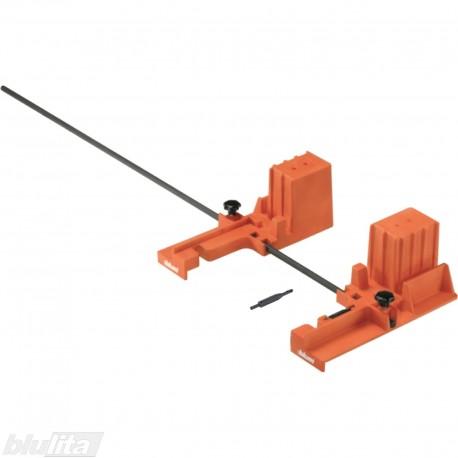 LEGRABOX stalčių BOXFIX E-L surinkimo šablonas