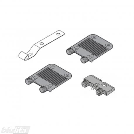 TANDEMBOX TIP-ON BLUMOTION fasado stabilizavimo rinkinys platiems stalčiams