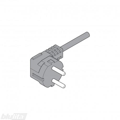 SERVO-DRIVE elektros kabelis su kištuku (EU)