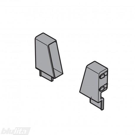 TANDEMBOX stalčiaus pertvaros adapteris, Nnugarėlės laikikliui, tamsiai pilkos spalvos, pora