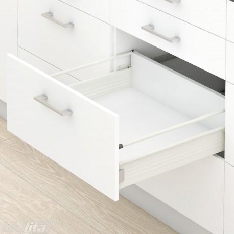 METABOX stalčiaus komplektas, Baukštis, pilno ištraukimo