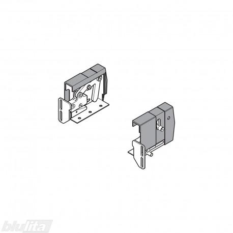Cokolio pakėlimo mechanizmas, kairė ir dešinė