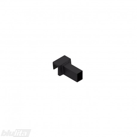 AMBIA-LINE skersinio relingo jungtis, skirta LEGRABOX free, juoda