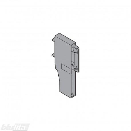 TANDEMBOX skersinės pertvarėlės (Z40L) laikiklis, skirtas į BOXSIDE, tamsiai pilkas