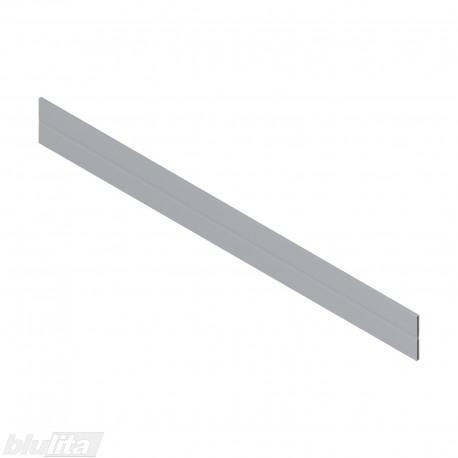 ORGA-LINE skersinė pertvara TANDEMBOX stalčiams, 1200 mm pločio spintelei, pjaustoma, pilkos spalvos